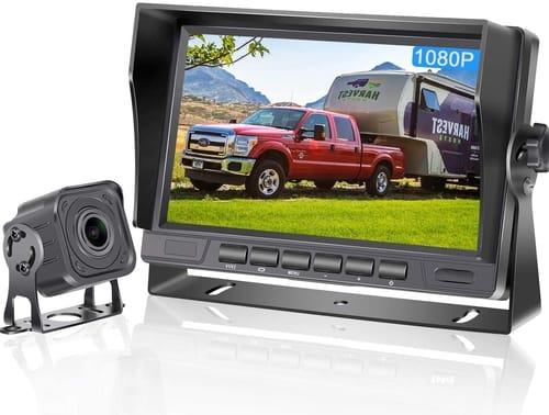 DoHonest V22 AHD Car 1080P RV Backup Camera Kit