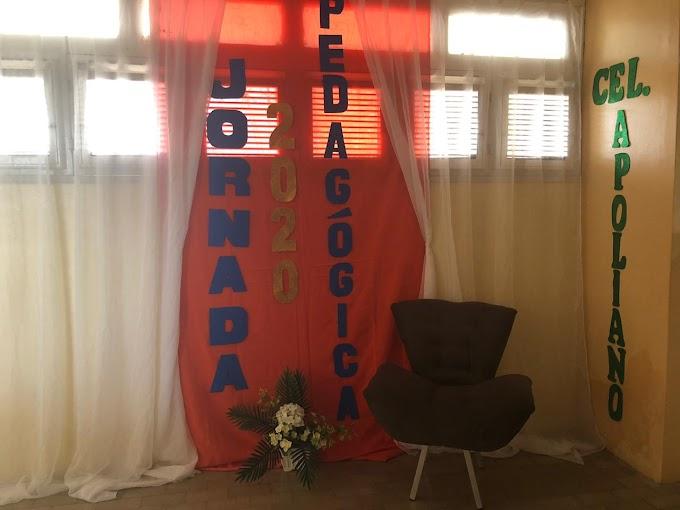 Professores estaduais participam de Jornada Pedagógica e preparam-se para novo ano letivo.