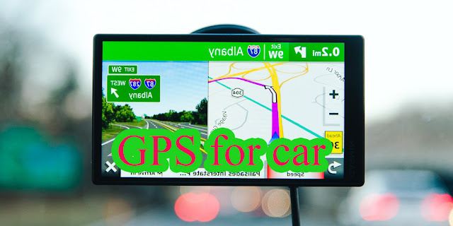 the new GPS for car