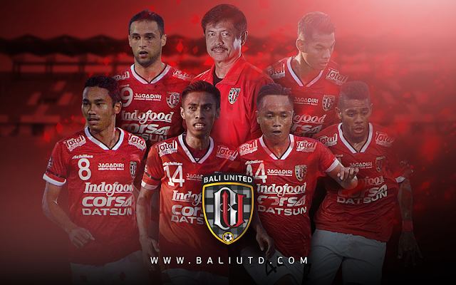 Jadwal Lengkap Bali United ISC / TSC 2016
