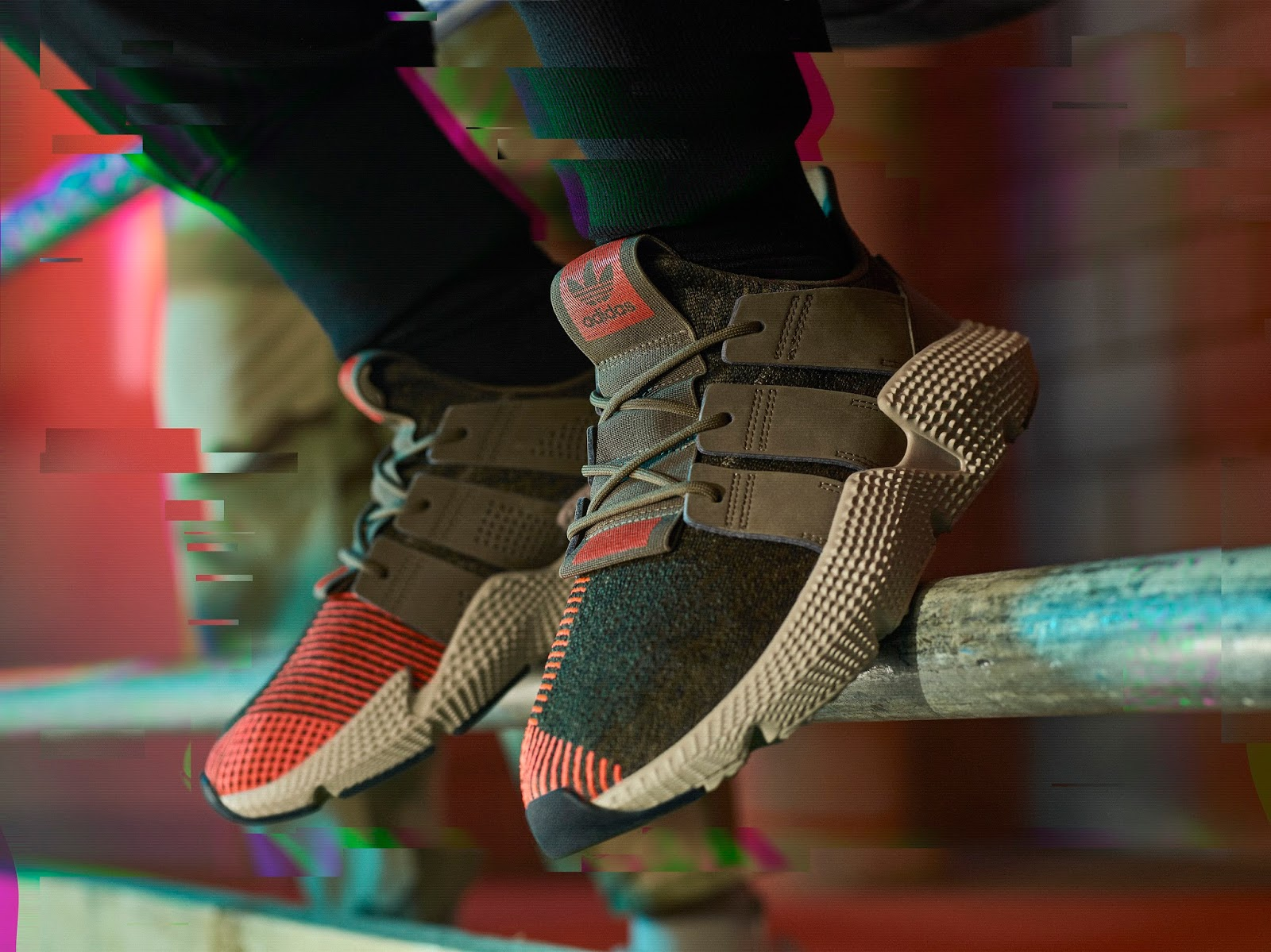 pretty nice 58f4f f3e78 First Look  adidas Originals Prophere