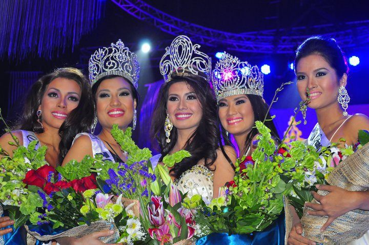 PINOY PAGEANT CENTRAL: Bb. Pilipinas 2012 Winners!!!