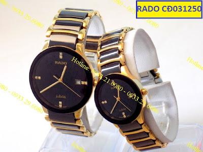 Đồng hồ cặp đôi RD CĐ031250