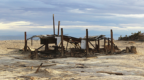 Bombay Beach Salton Sea California