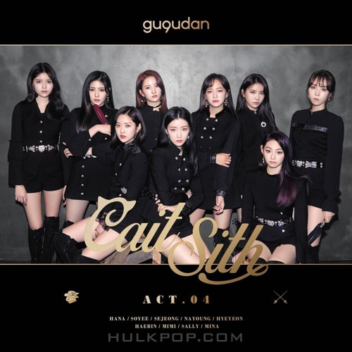 gugudan – Act.4 Cait Sith – Single (FLAC + ITUNES PLUS AAC M4A)