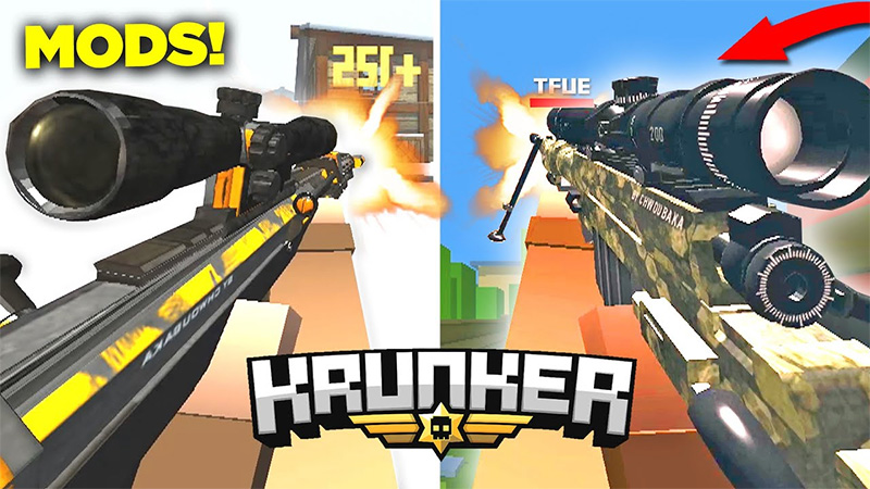 Krunker.io Mods Extension 2020