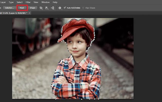 Pen Tool Adobe Photoshop CC
