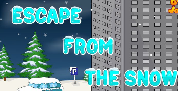 Escape From The Snow