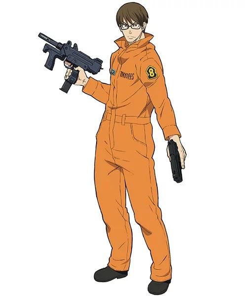 Kenichi Suzumura ponrá voz a Hinawa Takehisa
