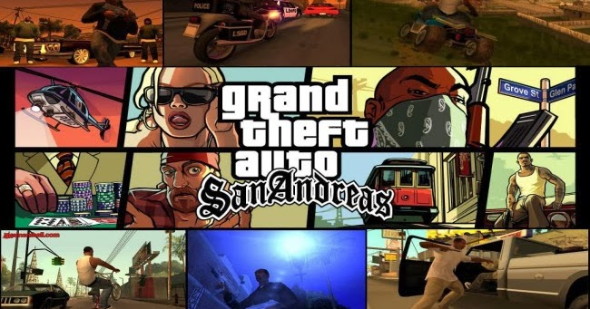 Grand Theft Auto San Andreas 1 0 3 APK + SD DATA Files Download for