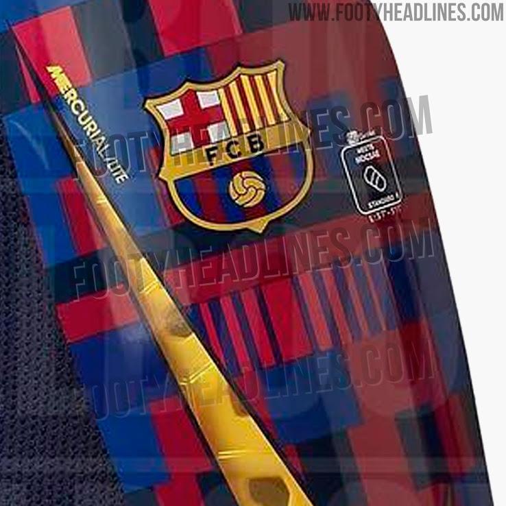 online store 5ebad 90eb4 Nike FC Barcelona Mashup Jersey Leaked: 20 Years - 20 Shirts ...