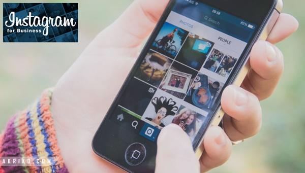 Cara Membuat akun Instagram untuk Bisnis