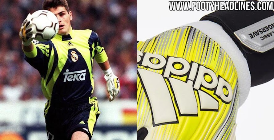 066f17e72 LEAKED: Adidas To Honor Iker Casillas With Special Goalkeeper Gloves