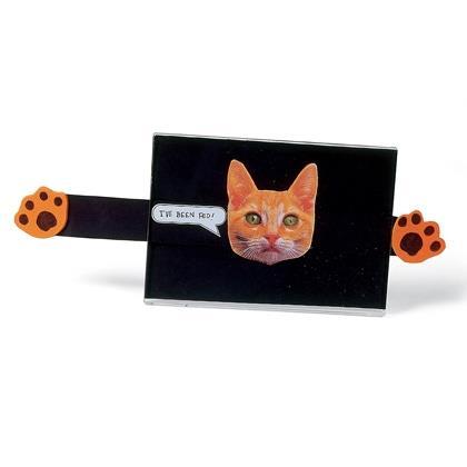 I've Been Fed Cat Sign