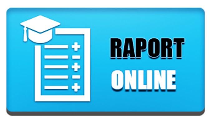 Pembagian Raport Daring Tahun Pelajaran 2020/2021