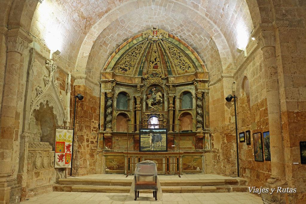 Iglesia de San Miguel, Ayllón, Segovia