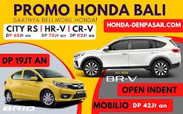 Promo Mobil Honda Bali