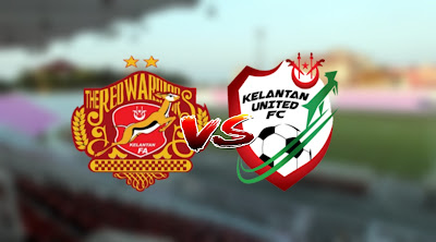 Live Streaming Kelantan vs Kelantan United Liga Premier 10.3.2020