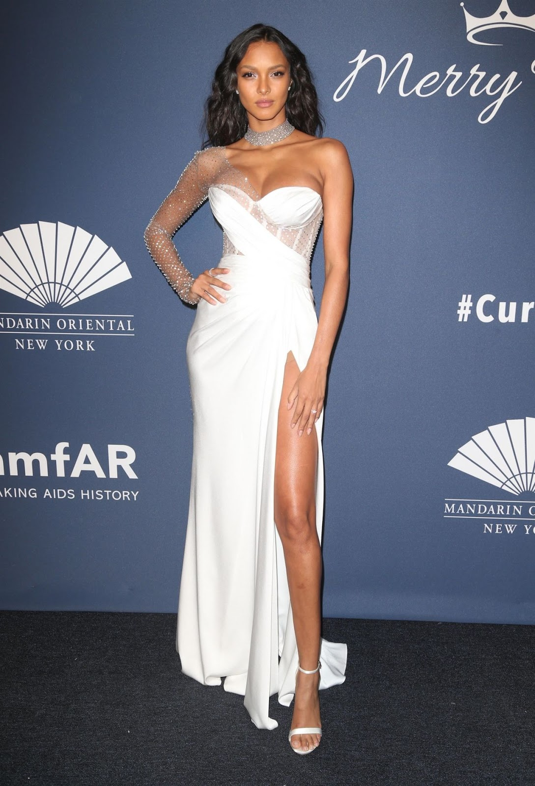 Lais Ribeiro - 22nd Annual amfAR Gala Benefit For AIDS Research in NYC