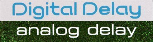 Pedal Delay Analógico Vs Digital
