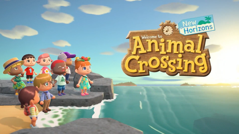 Animal Crossing New Horizons | A Whole New World to Explore.