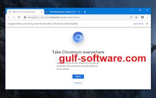 تحميل متصفح كروميوم Chromium  اسرع متصفح في العالم