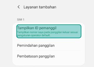 Cara Private Number AXIS, TELKOMSEL, XL,smartfren, indosat