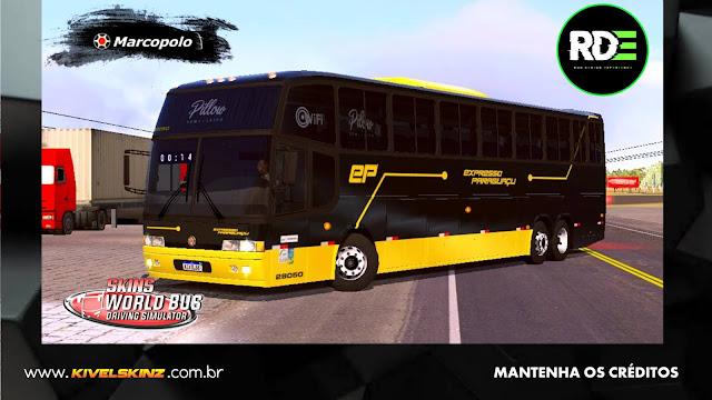 PARADISO GV 1150 - VIAÇÃO EXPRESSO PARAGUAÇU