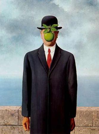 ТОП-6 Версий Того, Что Символизирует Яблоко На Самой Известной Картине Рене Магритта