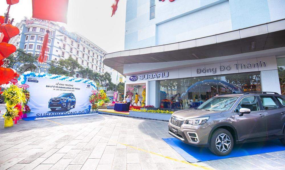 Subaru Đông Đô Thành