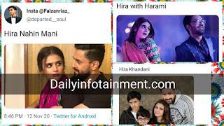 Hira Mani Memes Trending on Social Media