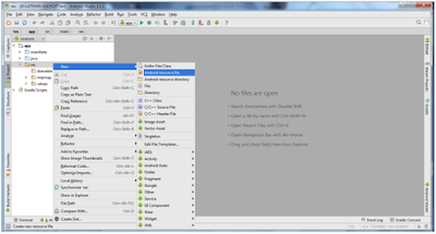 TRIK ANDROID STUDIO