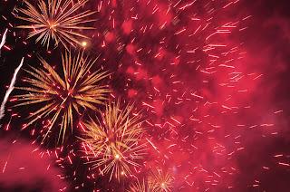 Safe firework party