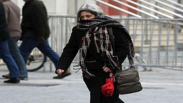 Καιρός: Ψυχρή «εισβολή» από την Σιβηρία - Πτώση της θερμοκρασίας από σήμερα