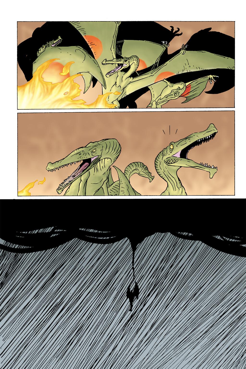 Age of Reptiles Omnibus Chap 7 - Next Chap 8
