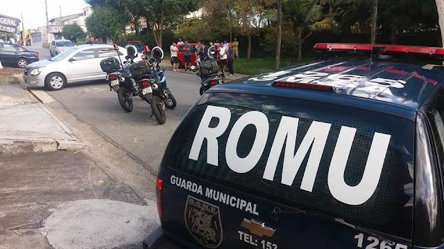 GCM de Santo André detém ladrão e recupera dois veículos pelo Bairro Santo Alberto