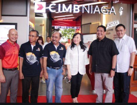 Alamat Lengkap dan Nomor Telepon Kantor CIMB NIAGA di Bandung