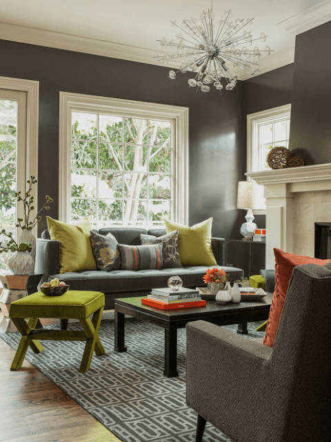 Amazing Living Room Paint Color