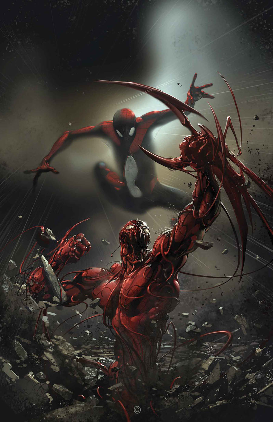 The Venom Site: superior carnage
