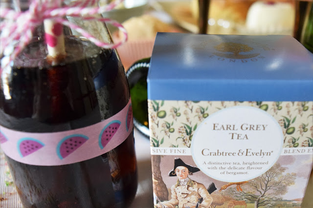 Crabtree & Evelyn Earl Grey Tea