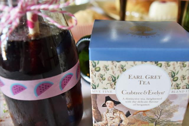 Crabtree & Evelyn Earl Grey Tea