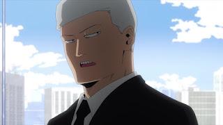 ヒロアカ | ヒーロー公安委員会 幹部 Public Safety Commission Executive | My Hero Academia | Hello Anime !