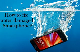 How To Fix A Phone That Fell In Water