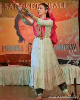 Crime Patrol Cast: Shriya Popat