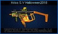 Kriss S.V Halloween2018