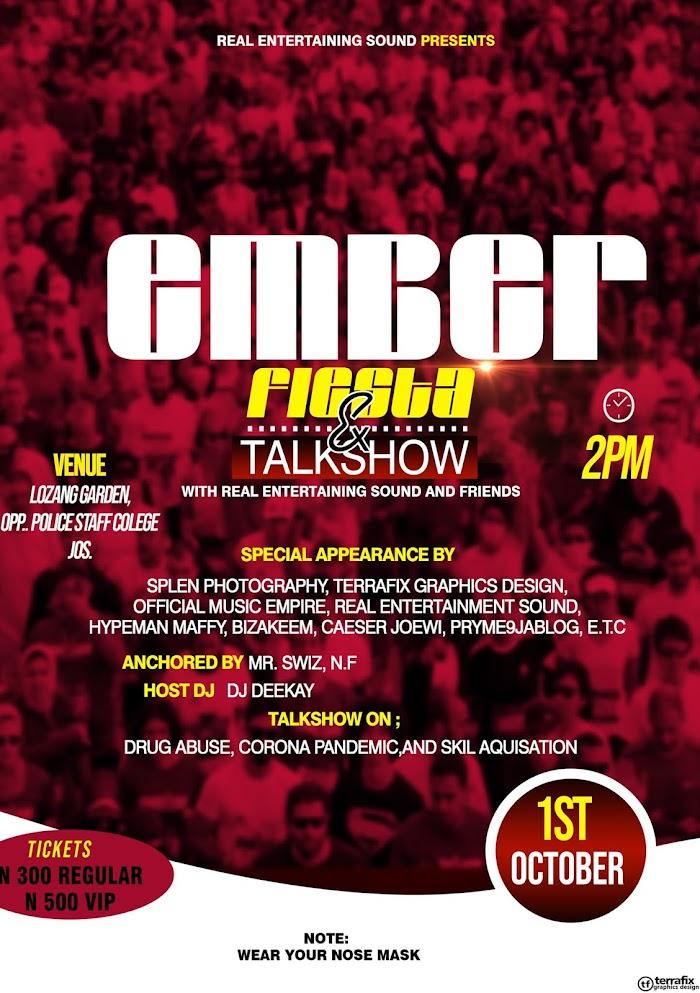 Ember Fiesta Show
