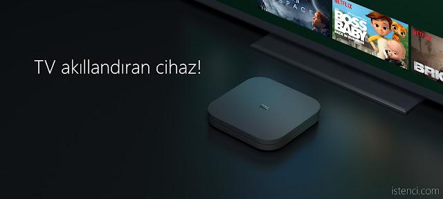 TV akıllandıran cihazlar: TV Kutuları (TV Box'lar) | Mi Box S 4K Android TV Box