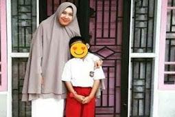 Dicerai Ustaz Abdul Somad 9 Bulan Lalu, Begini Kabar Terbaru Mellya Juniarti