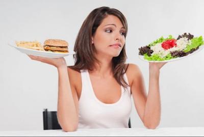 संतुलित भोजन और फास्टफूड