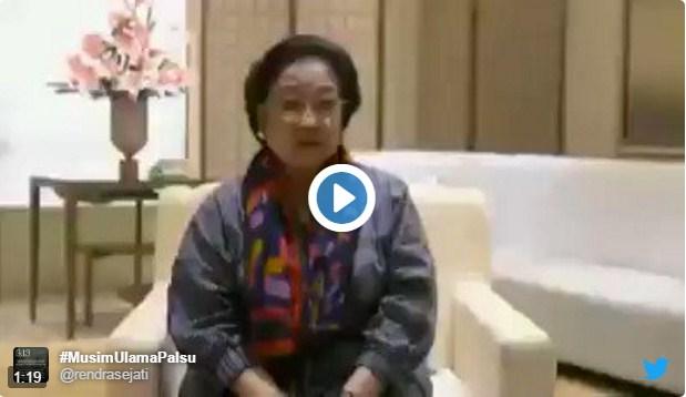 "NGENES! Megawati Memohon ""Bantulah Saya"", Dibalas Kicauan Pedas Netizen: ORA SUDI!"